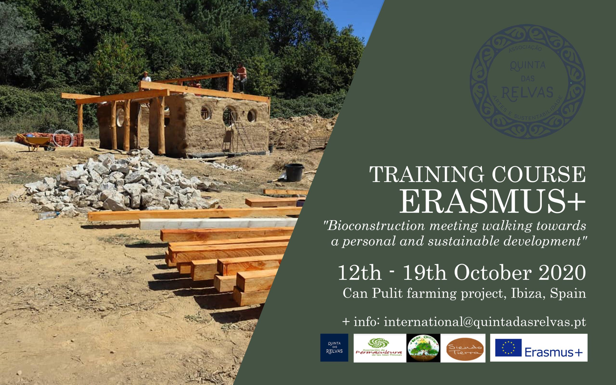 Training Course Erasmus+