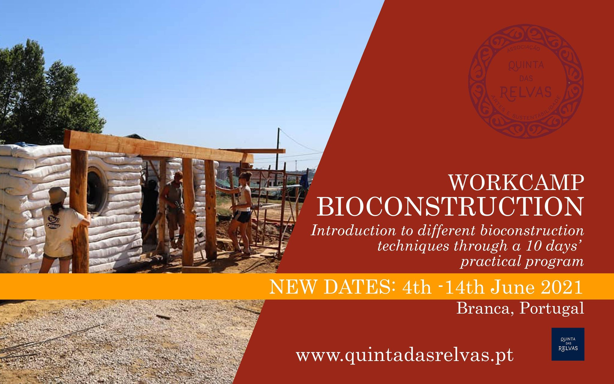 Workcamp – Bioconstruction
